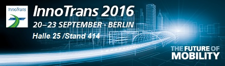 E-Mail-Banner InnoTrans 2016
