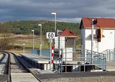 ZPSV A.S. TREBSIZSKEHO 207 | STATION SKRUNKOVICE, UEHRSKY OSTROH | 2011